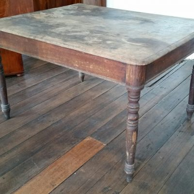 Tasmanian Colonial period cedar end of a sectional table c. 1825