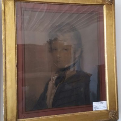 Portrait of Admiral Rodney c1800