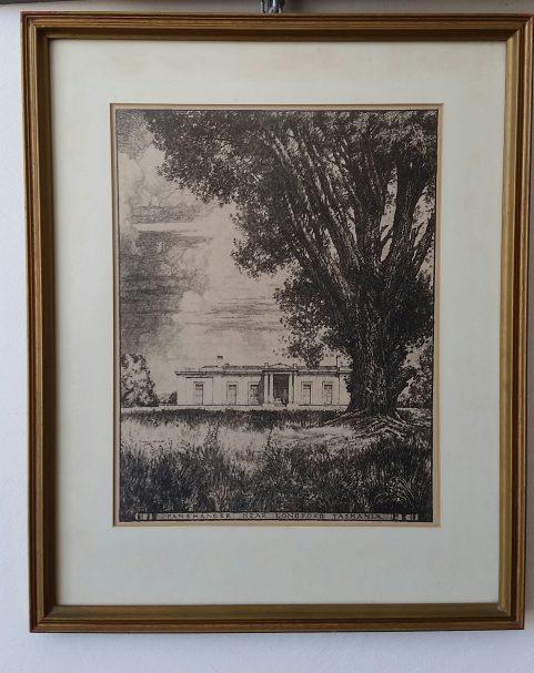 Panshanger by William Hardy Wilson