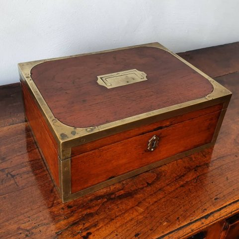Campaign Box c 1860