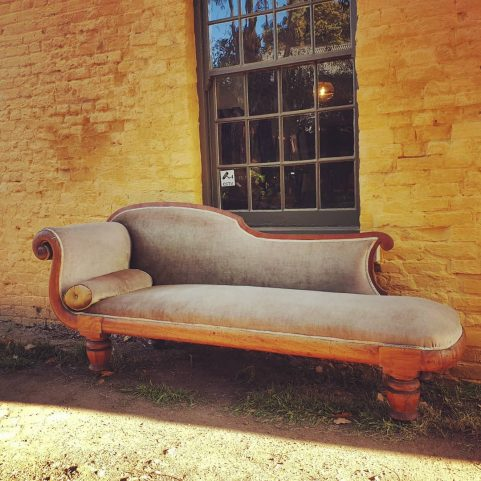 Tasmanian Colonial period chaise c 1845