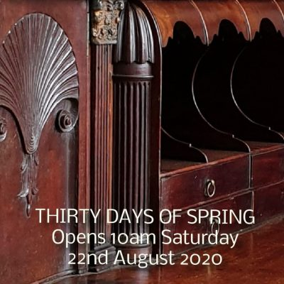 Thirty Days of Spring