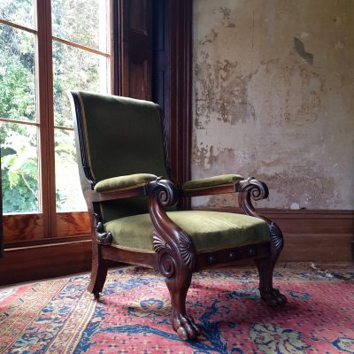 Library Chair c 1825