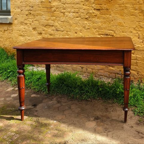 Tasmanian Colonial period Cedar Table c 1850