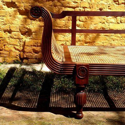 Anglo Indian cedar Sofa c1830