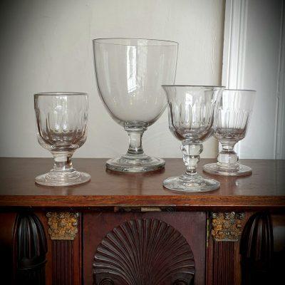 William IV Ale & Loving Glasses