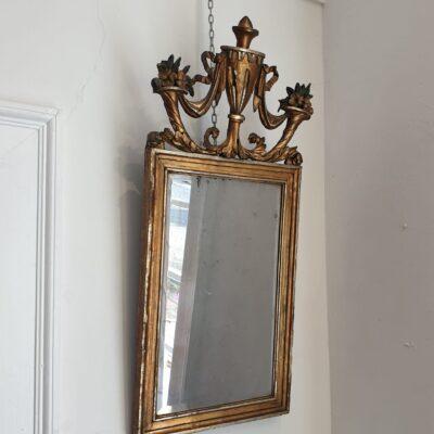 Italian Neo Classical mirror c1780