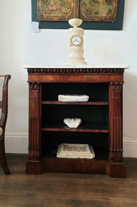 William IV rosewood Pier Cabinet c1830