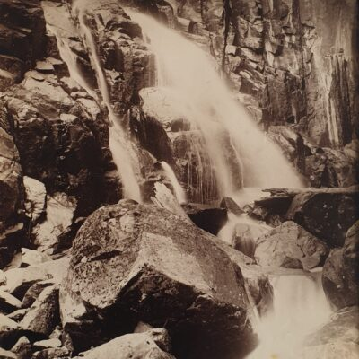 Views of Mt Wellington by HH Baily c1870