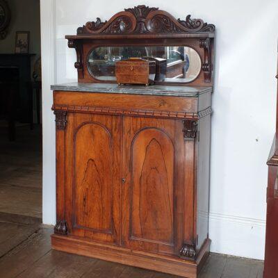 Greek Revival rosewood Chiffonier c1830