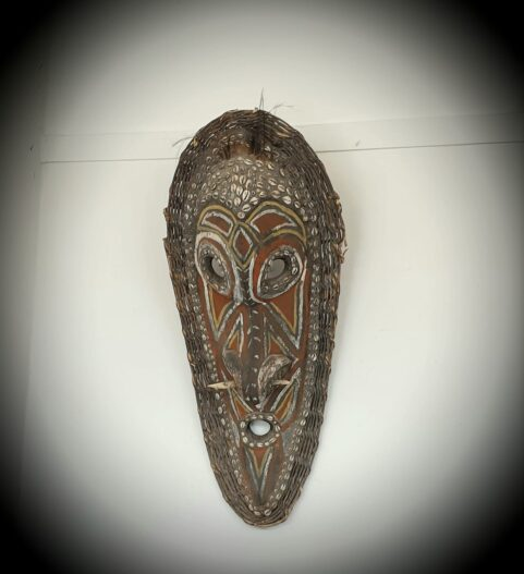 PNG Ceremonial Shield c1930