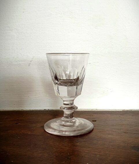 Whiskey Dram Glass c1840